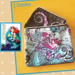 🧜♀️ Little Mermaid Clutch Set